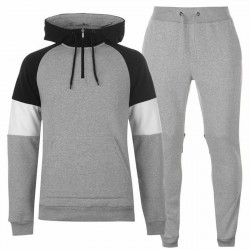 1/4 Zip Tracksuit is perfect for everyday wear