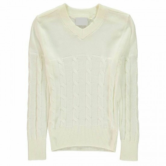 Kids cricket sweater