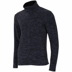 MEN'S FLEECE DENIM MELANGE