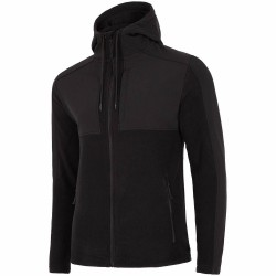 MEN'S FLEECE BLACK