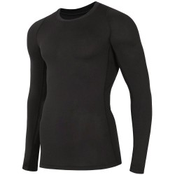 BASELAYER LONGSLEEVE BLACK