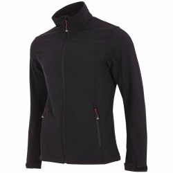 MEN'S SOFTSHELL BLACK