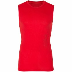 BASELAYER TANK TOP RED
