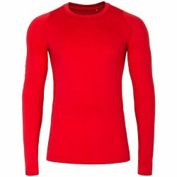 BASELAYER LONGSLEEVE RED