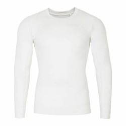 BASELAYER LONGSLEEVE WHITE