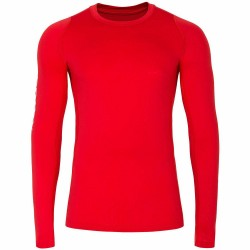 BASELAYER LONGSLEEVE RED ALLOVER