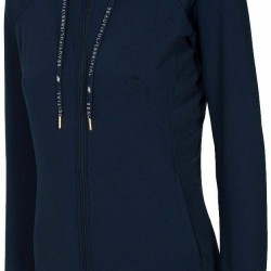 WOMEN'S ACTIVE HOODIE DARK NAVY