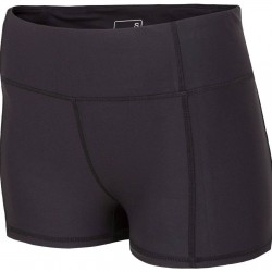 WOMEN'S ACTIVE SHORTS BLACK