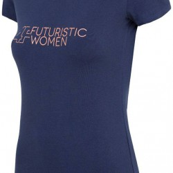 WOMEN'S T-SHIRT DARK NAVY