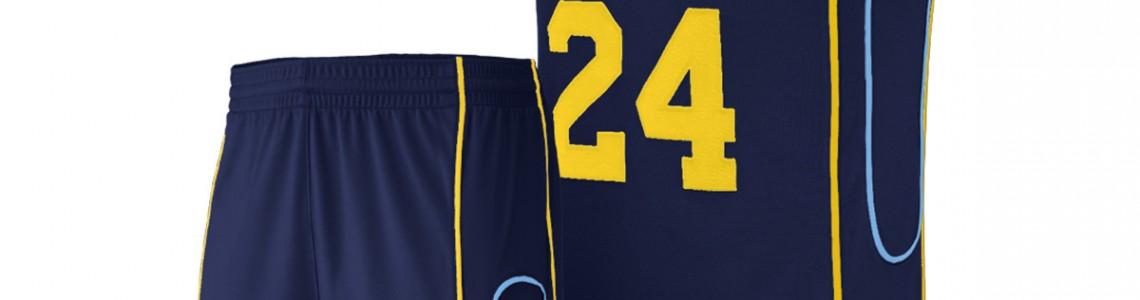 Men's Basketball Uniforms