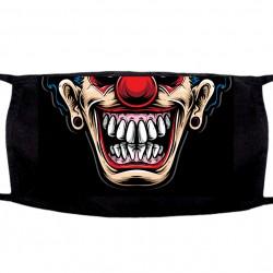 Custom Logo Sublimation Printing Face Mask