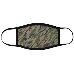 Camouflage Sublimation Face Mask Cotton Face Mask