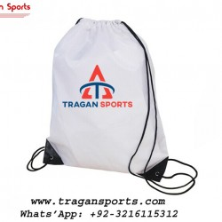 polyester nylon gym bags drawstring bag soccer bags